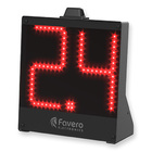 24 and 30 Second Basketball Shot Clock for Basketball and Waterpolo (front)