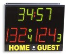 basketball scoreboard, electronic scoreboard forvolleyball, five-players football, handball