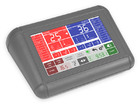 "multisport console with 7"" touchscreen display"