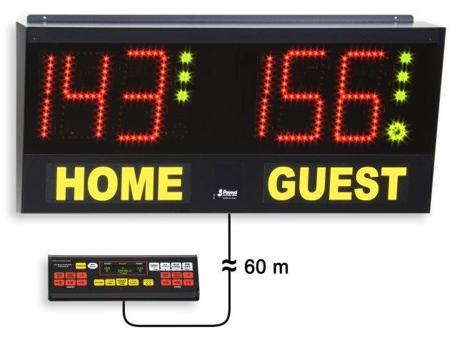 favero elektronische anzeigetafel f r volleyball sportanzeige elektronische punktez hler. Black Bedroom Furniture Sets. Home Design Ideas