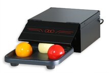 Balls BOX -Low version For Carom billiards