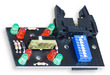 Electronic board for T1-T5 targets of EFT-1 / Spare part for the EFT-1