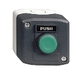 START/STOP push-button IP65, protected against splashing water
